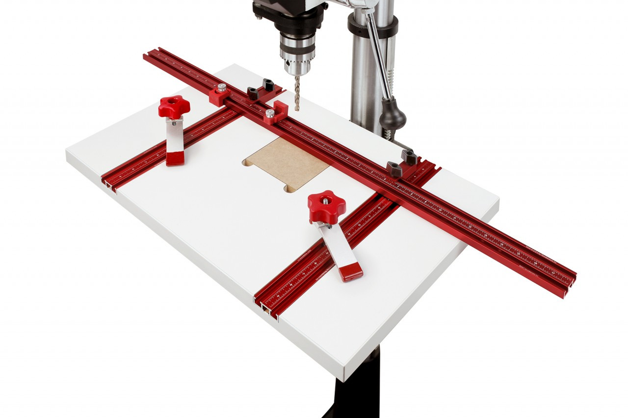 Woodpeckers Complete Drill Press Table Package 1 Wpdppack1