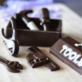 3D Toolbox & Tools Set Chocolate Mould
