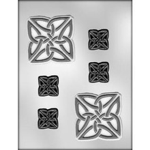 Celtic Knot Designs Chocolate Mould