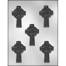 Celtic Cross Chocolate Mould
