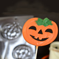 Jack O' Lantern (Large) Chocolate Lollipop Mould