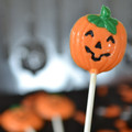 Jack O' Lantern (Small) Chocolate Lollipop Mould