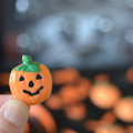 Jack O Lantern Pieces (Small) Chocolate Mould
