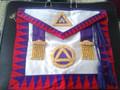 Royal Arch Member Apron -P  USA