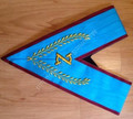 SCOTTISH RITE 4TH DEGREE COLLAR