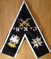 Scottish Rite 30th Degree Collar