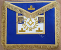 Grand  Officers Aprons  with Wreath,  Embroidered Levels