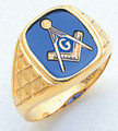 3rd Degree Masonic Gold Ring7