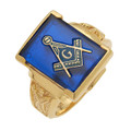 3rd Degree Masonic Gold Ring25