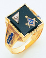3rd Degree Masonic Gold Ring28
