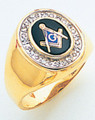 3rd Degree Masonic Gold Ring31