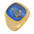 3rd Degree Masonic Gold Ring35