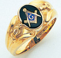3rd Degree Masonic Gold Ring40