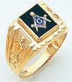 3rd Degree Masonic Gold Ring41