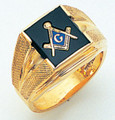 3rd Degree Masonic Gold Ring52