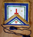 Orange Order Royal Black Perceptory  Red Cross  Apron