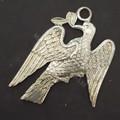 Deacons Dove  Collar Jewel  Used