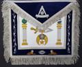 Shrine Custom Past Master Apron