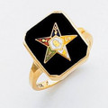Eastern Star 01 10k Gold