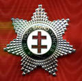 Knight Templar Perceptor Star Jewel Silver