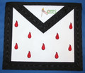 Scottish Rite 9th Degree Apron