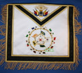 Scottish Rite 32 nd Degree Apron