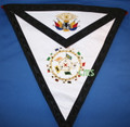 Scottish Rite 32nd  Degree Apron V