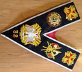 Scottish Rite 32nd Degree Collar