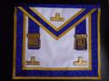 Centennial PM apron Royal Blue