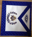 Master Masons Apron with All Seeing Eye