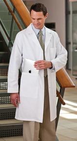 """Meta 40"""" Unisex Labcoat, White, size:XXS-5XL, Tall S-3XL"""
