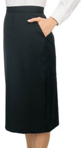 Below Knee Basic Skirt, size 2-28 (More Colors)