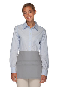 Daystar 106 6 Pocket Rounded Waist Apron
