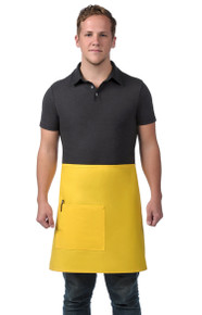 Daystar 111 One Pocket Half-Bistro Apron w/Pencil Divide