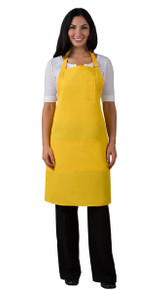 "34"" Three Pocket Butcher Apron w/Pencil Pocket"