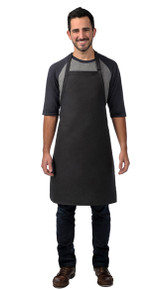 "Daystar 220NP 34"" No Pocket Butcher Apron"