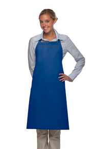 "Daystar 223 34"" Three Pocket Butcher Apron"