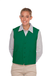 Daystar 742 Unisex Two Pocket Vest