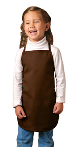 Daystar 250NP No Pocket Child Bib Apron