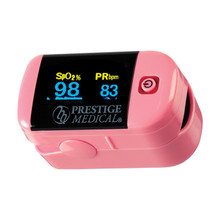 Prestige Medical Fingertip Pulse Oximeter - Pink
