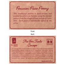Pisac Pottery Story Card