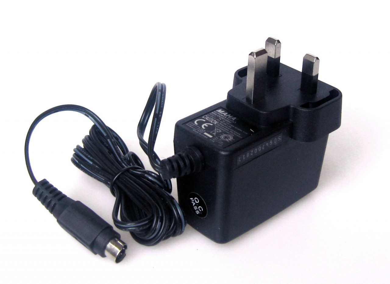 International Adapters for PowerEx MH-C800S, UK Style Powercord