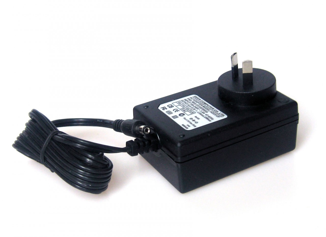 International Adapters For PowerEx MH-C9000  Australia / New Zealand Style Powercord