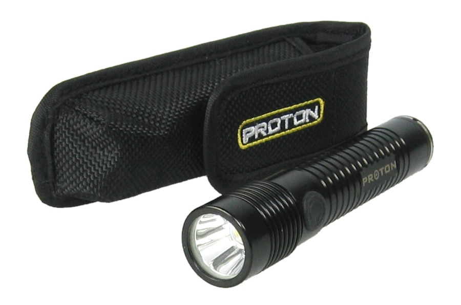 Specialty UV / Ultraviolet and Blacklight LED Flashlights  (Pure UV) UV Proton Pro