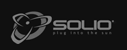 Solio logo - solar battery chargers & power banks