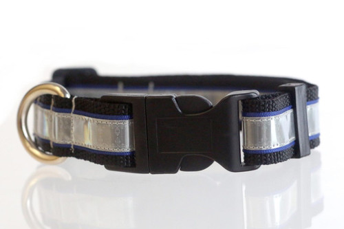 Illumidog Reflective Dog Collar
