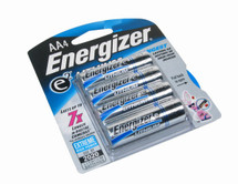 Energizer Lithium AA Batteries - 4-Pack