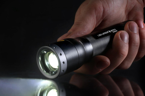 LED Lenser M7RX Flashlight (Rechargeable)
