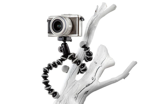 Joby Gorillapod Hybrid tripod (*camera not included)