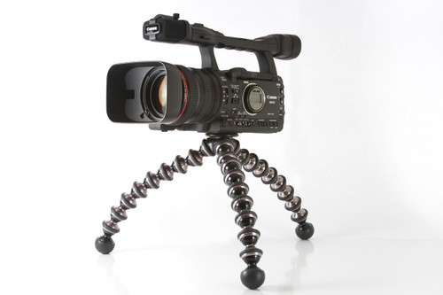 Joby Gorillapod Focus (*camera not included)